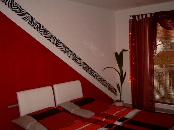 """Wir haben unser Schlafzimmer neu gestaltet und das ist dabei herausgekommen.Unsere erwachsenen Kinder hätten uns das in unserem """"Oldiealter"""""""