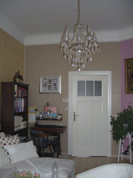 Käfer im wohnzimmer altbau : Wohnzimmer Wohnzimmer Stilmix im Altbau ...