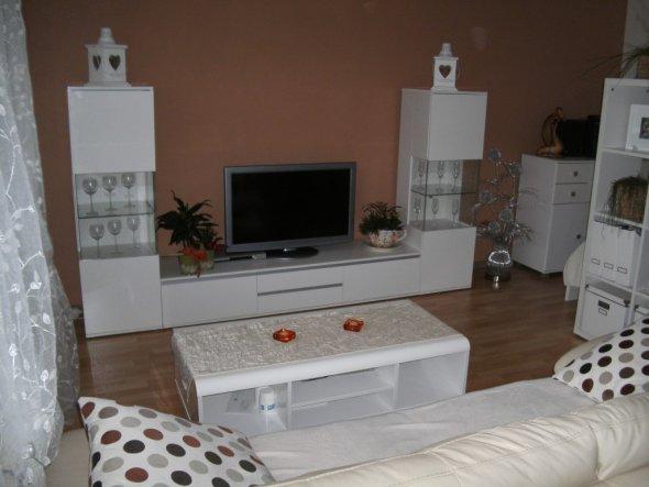 Wohnzimmer 'wohn und schlafzimmer'