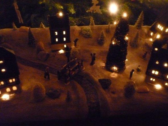 Weihnachtsdeko 'Frohe Weihnachten'