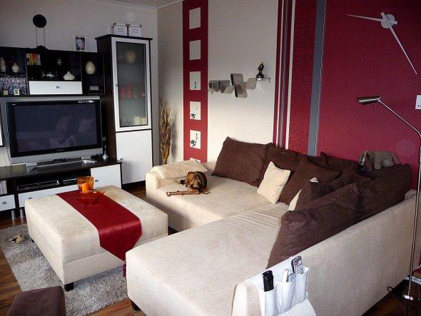 Wohnzimmer 'Wohn-/ Eßzimmer'