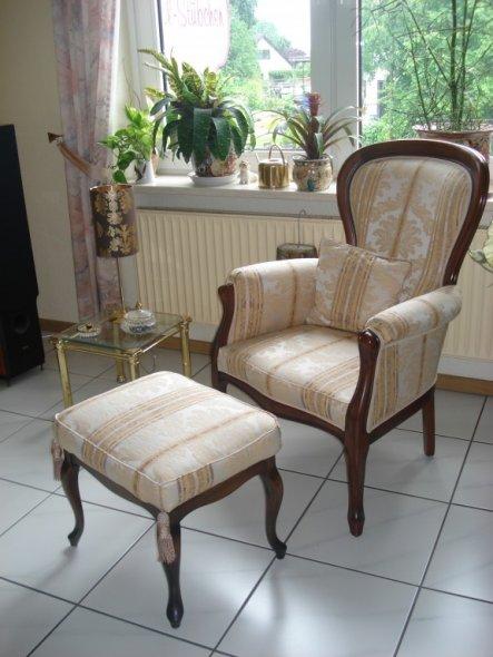 Wohnzimmer 'Leseecke'