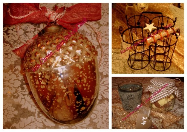 Trotz Abwesenheit...schöne Geschenke:-))) Dankeschön,ihr seid sooooooooo lieb!!!!!!
