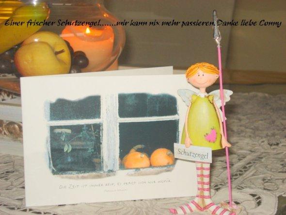Ich möchte allen für die liebe Post und Wünsche von ganzen Herzen Danken...ihr seid unschlagbar:-)))) Euch allen ein glückliches neues Jahr!!!!
