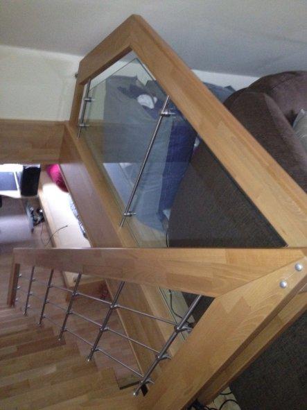 Wohnzimmer 'Dachspitzboden'