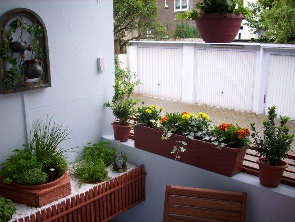 Terrasse / Balkon U0027Mein Balkonu0027