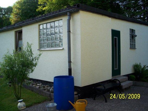 Noch eine 25 qm Wohnung,die wir als kleine Hausbar benutzen...