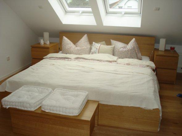 Schlafzimmer!