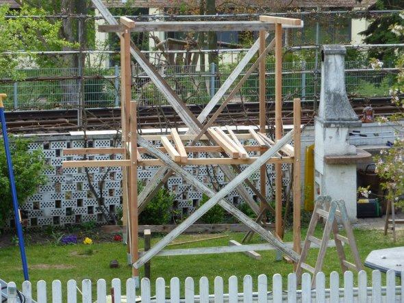 Garten 'Sommerprojekt Stelzenhaus'
