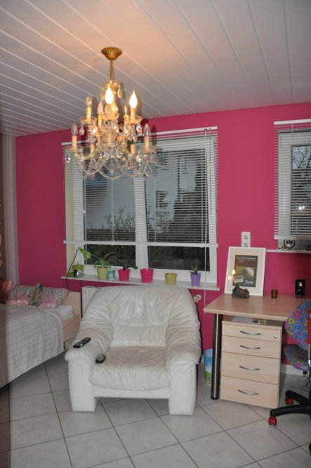 Kinderzimmer 'Teeniezimmer unserer Tochter'