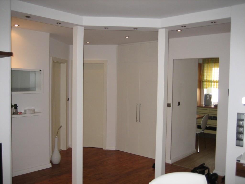 flur diele 39 der korridor bereich 39 blackladys home zimmerschau. Black Bedroom Furniture Sets. Home Design Ideas