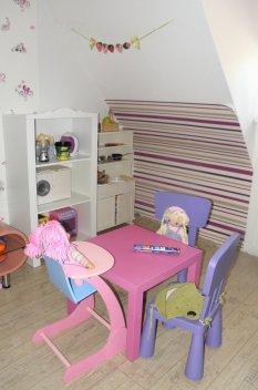 Kinderzimmer meiner Mittleren Shabby /Märchen