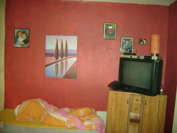 Wohnzimmer 'Wohnzimmer - brauche dringend Hilfe'