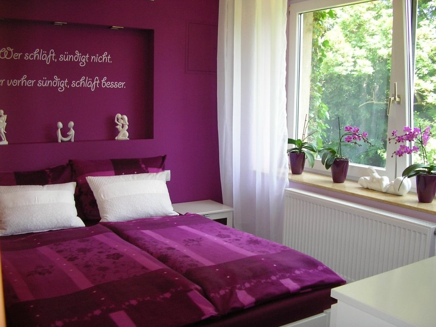 vorh nge schlafzimmer feng shui. Black Bedroom Furniture Sets. Home Design Ideas