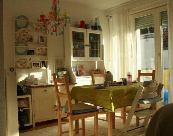 Wohnzimmer 39 mein kleines reich im landhausstil 39 mein for Ikea kleines schlafzimmer