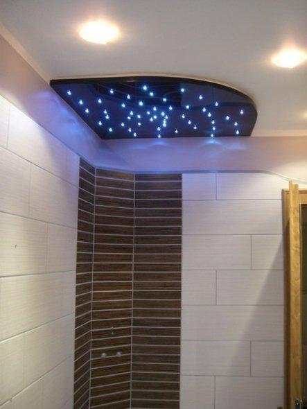 tipp von hofiprofi: sternenhimmel aus led's - zimmerschau, Wohnzimmer dekoo