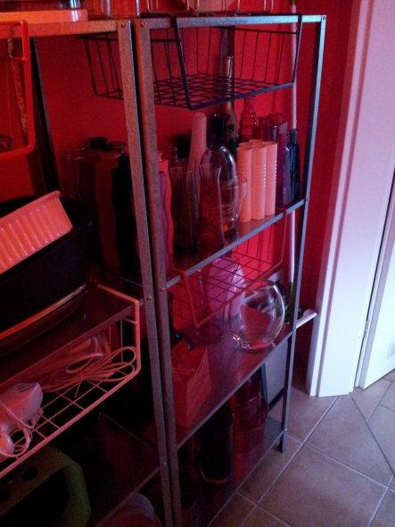 Küche 'Abstellraum/ Vorratsraum'