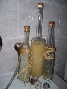 Tipp & Trick 'Badeschaum in Sammelflaschen !'