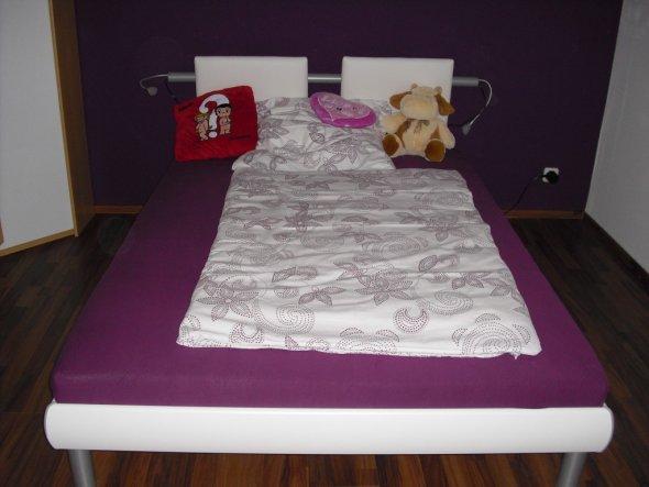 schlafzimmer 39 schlafzimmer 39 meine erste wohnung zimmerschau. Black Bedroom Furniture Sets. Home Design Ideas