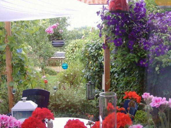 Garten 'Unsere Wohlfühloase'
