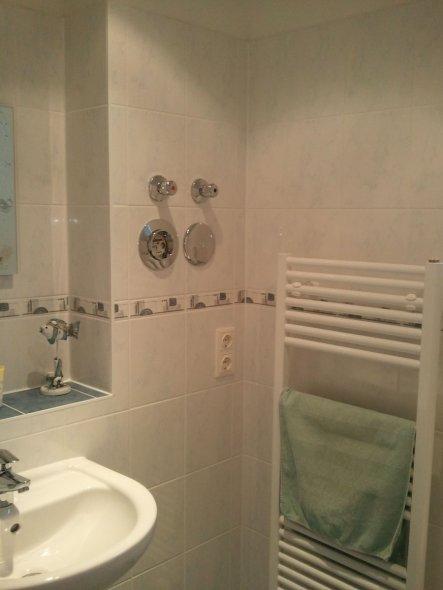 Bad 'Unser neues Gäste - WC'