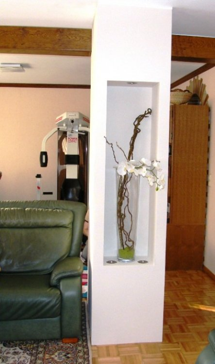 tipp von temira mein tipp nische aus einer s ule bauen zimmerschau. Black Bedroom Furniture Sets. Home Design Ideas