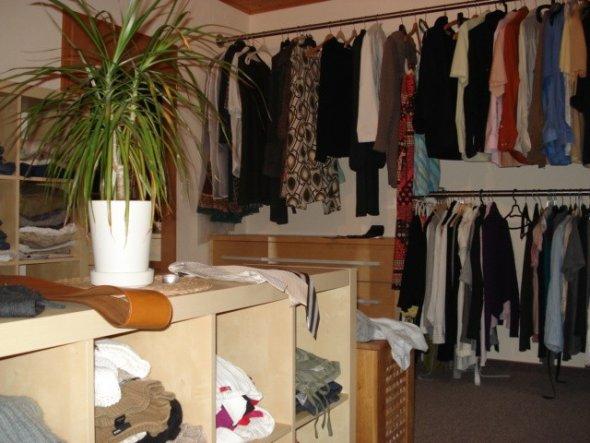 Hobbyraum 'Ankleidezimmer'
