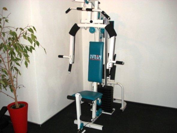 Hobbyraum 'Build your Body'