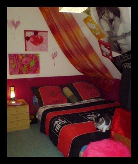 Schlafzimmer 'Versuchslabor ;-)'