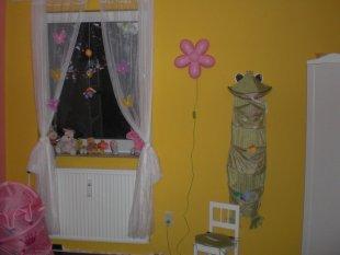 Froschkönigzimmer für kleine Prinzessin