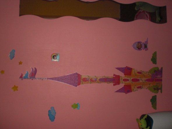 kinderzimmer 39 froschk nigzimmer f r kleine prinzessin 39 froschk nig kinderzimmer f r meine. Black Bedroom Furniture Sets. Home Design Ideas