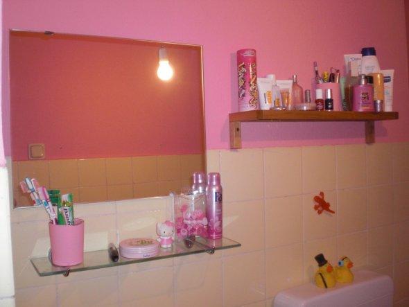 Bad \'Rosa Badezimmer\' - Froschkönig-Kinderzimmer für meine ...