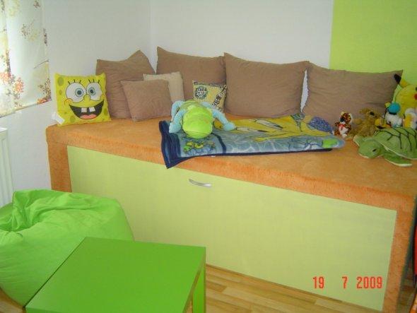 Kinderzimmer 'Klein aber fein' - Super groooßßßeess Wohnzimmer ...