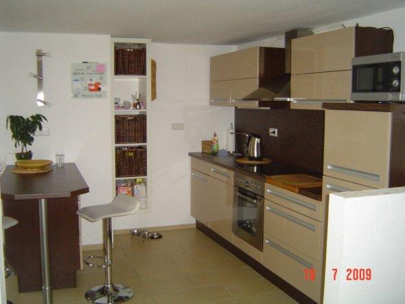 Küche 'Mein kleines Reich'