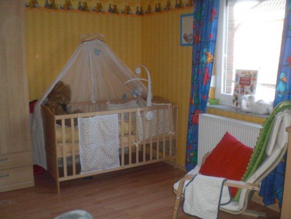 Kinderzimmer 'Lennard's Reich'