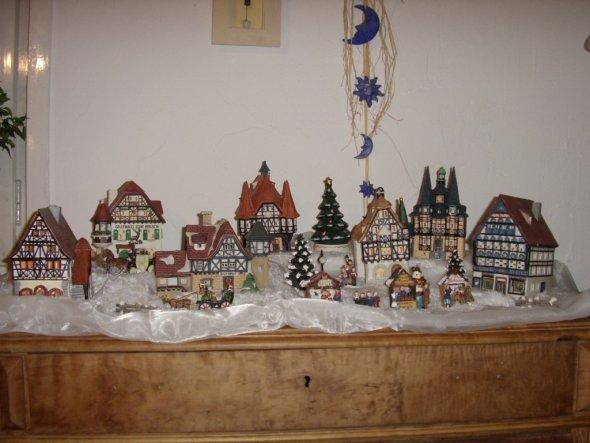 Die kleine Weihnachtsstadt