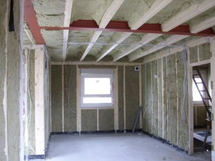Hausfassade / Außenansichten 'unser neues Häusschen'