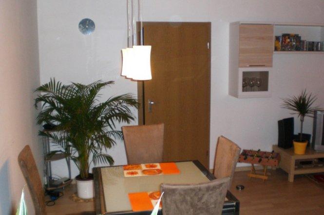 wohnzimmer unsere erste gemeinsame wohnung von chilena 17756 zimmerschau. Black Bedroom Furniture Sets. Home Design Ideas
