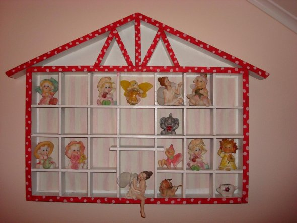 Kinderzimmer 'Schlafraum unserer Mädels'