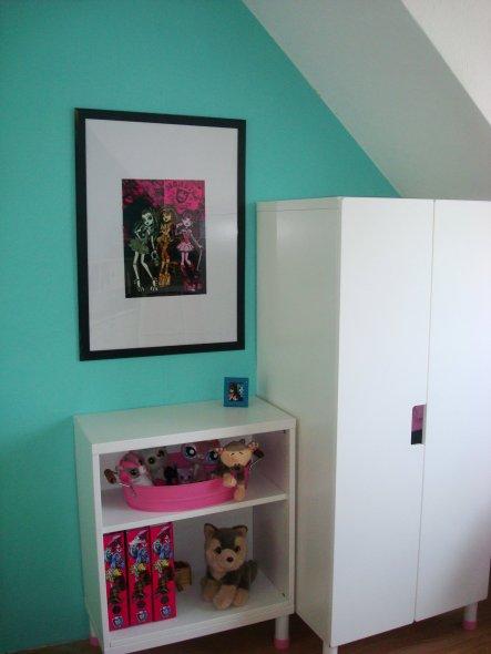 Monster High Kinderzimmer | Kinderzimmer Weil Es Dein Zuhause Ist Von Shabbygarden 32528