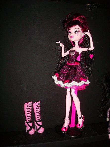 Kinderzimmer 'Monster High'