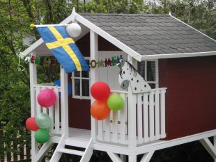 Wohnstil 'Spielhaus Villa Villekulla' von ernasuppengruen