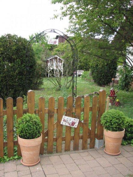 Garten 'I ♥ shabby - mein Garten'