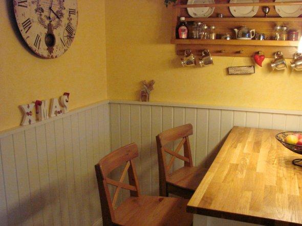Küche 'Neue Kücheninsel'