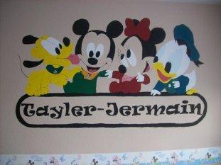 TJ´s Babyzimmer