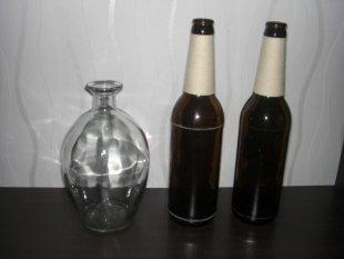 Tipp & Trick ' vogelsand-flaschen'