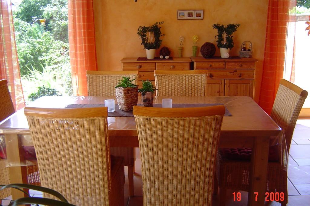 wohnzimmer 39 wohn essbereich 39 mediterranes haus zimmerschau. Black Bedroom Furniture Sets. Home Design Ideas