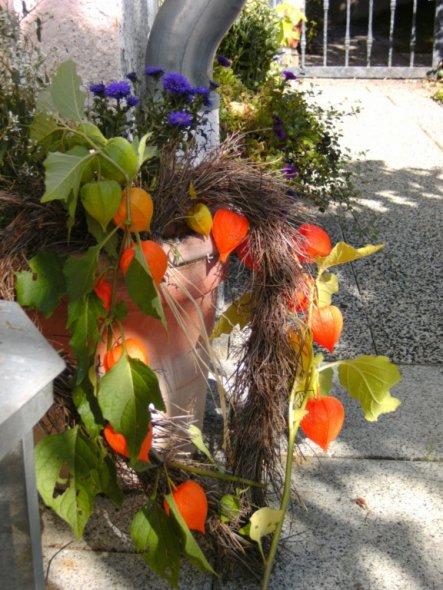 Hausfassade / Außenansichten 'Herbst 2010'