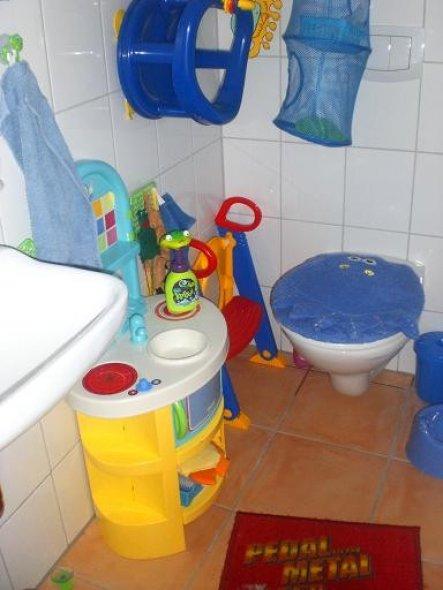 Bad 'Gäste Wc für die kleinen Gäste'