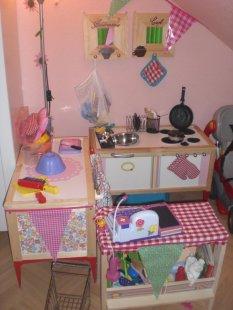 Tipp & Trick 'spielküche aus Ikea-möbeln'